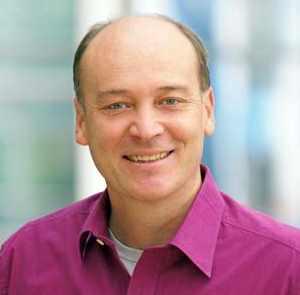 Speaker - Dr. Manfred Mohr